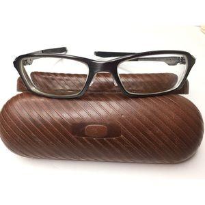Oakley Concrete 2.0 Eyeglass Frames - Brushed Grey